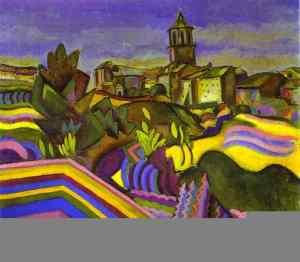 Prades, the Village
