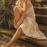 """Emotional Realism"" of Steve Hanks"