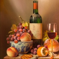 Raymond Campbell passion for wine