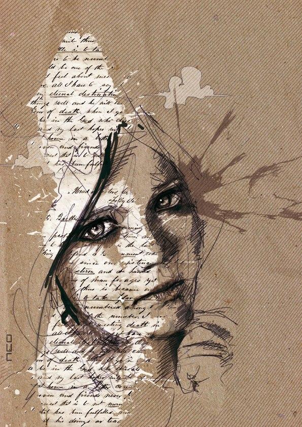 Illustrations of Florian Nicolle | ART BLOG MarkovArt