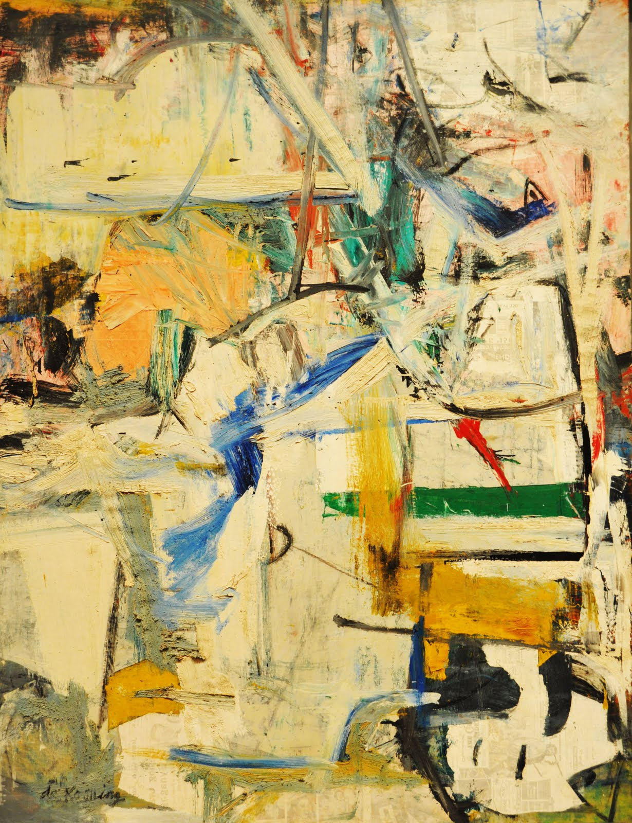 willem de kooning San francisco — richard diebenkorn: the berkeley years, 1953–1966, on  view at the de young museum from june 22 through september 29, 2013, will.