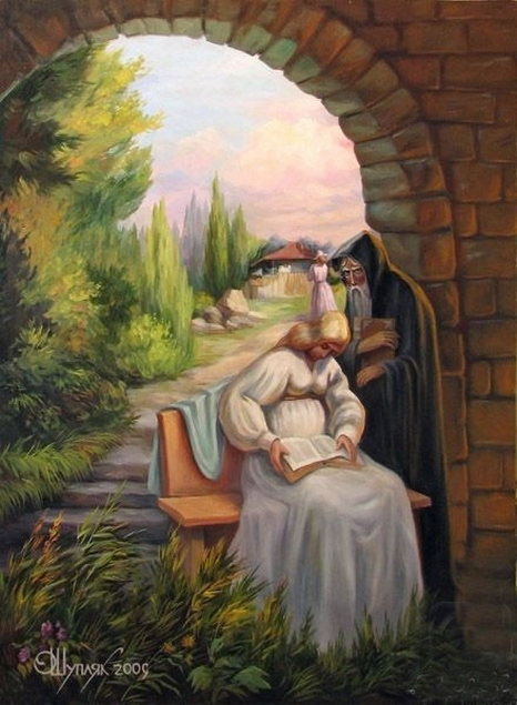Double Meaning Of Oleg Shuplyak's Art ART BLOG MarkovArt
