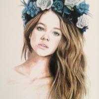 Feminine Beauty by Elle Wills