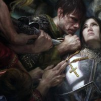 Donato Giancola's fantasy world