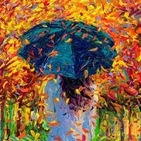 Impressionistic vision by Iris Scott