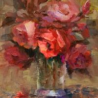 Flowers by Nora Kasten