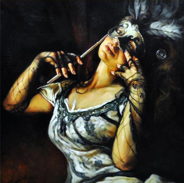 Gianni STRINO: Italian Master of the portrait | ART BLOG ...