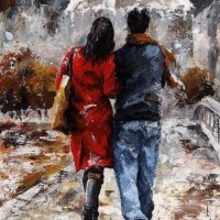 Romantic Autumn by Emerico Toth