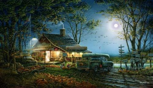 Terry Redlin_19