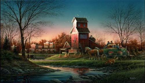 Terry Redlin_43