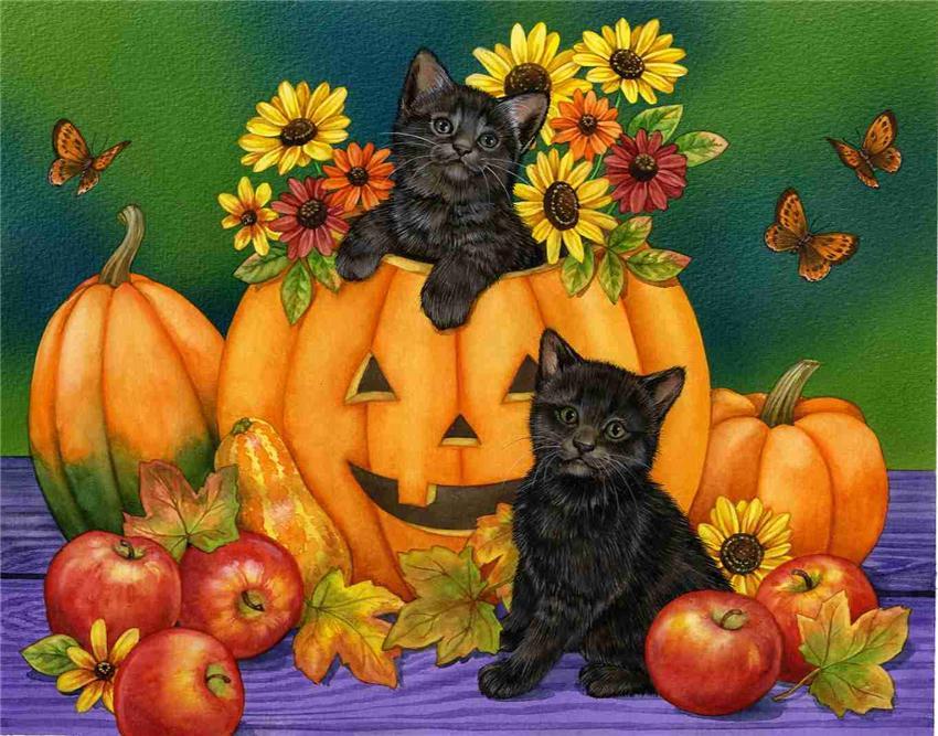 Cat Houses Artmark
