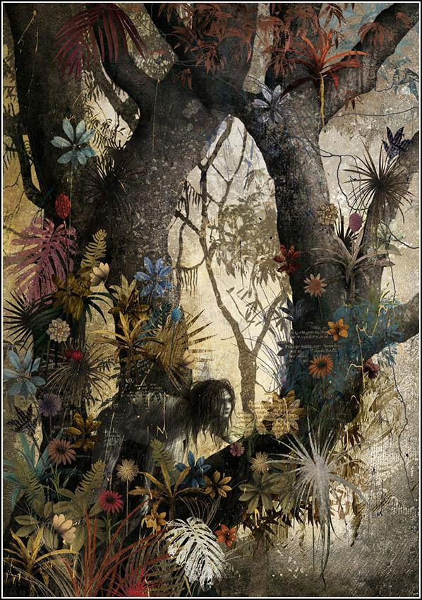 Illustrations By Gabriel Pacheco ART BLOG MarkovArt