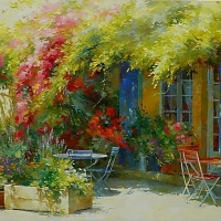 Lanscapes by Johan Messely