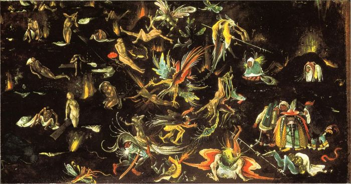 Last Judgement_Bosch